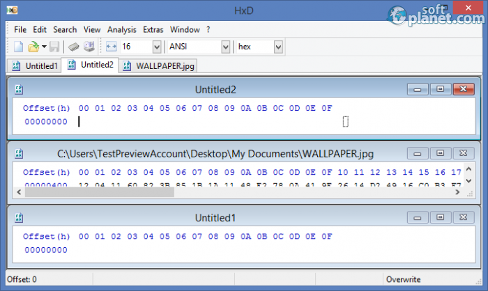 HxD Hexeditor free download for Windows   SoftPlanet