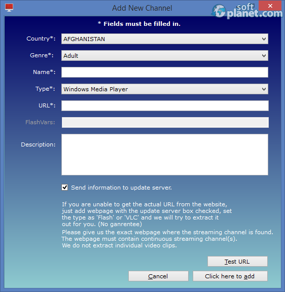 Windows 7 compatable movie player