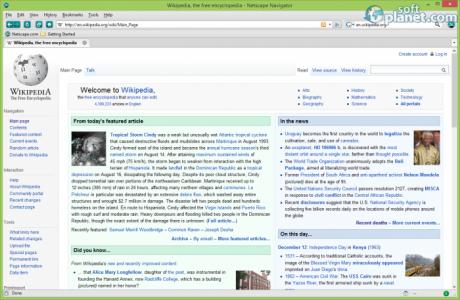 Netscape Navigator Screenshot2