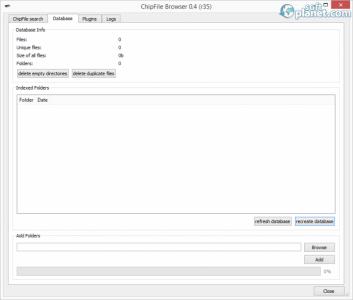 ChipFile Browser Screenshot2