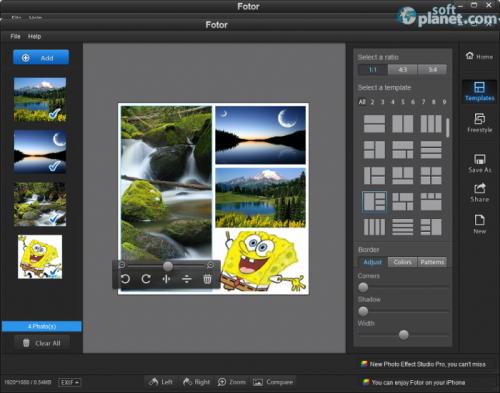 Fotor Photo Editor Screenshot5