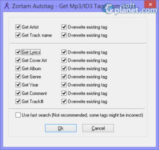 Zortam Mp3 Media Studio Screenshot5