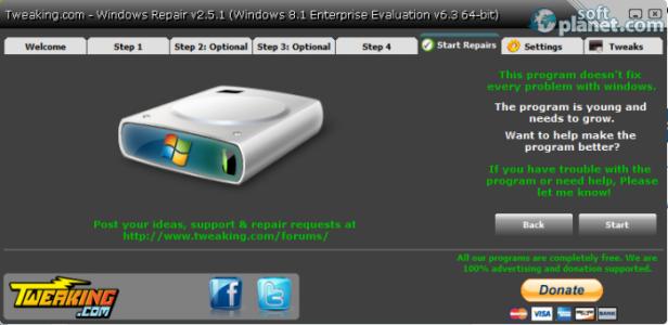 Windows Repair Screenshot4
