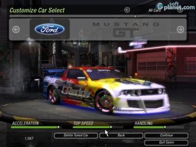 Need for Speed Underground 2 Screenshot2