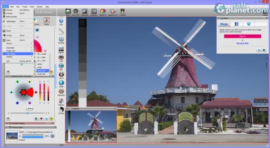 SilverFast HDR Studio Screenshot3