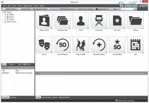 Mezzmo Screenshot3