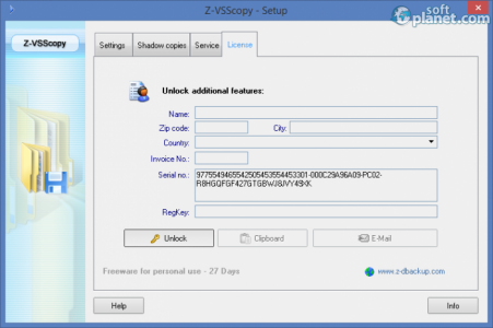 Z-VSScopy Screenshot4