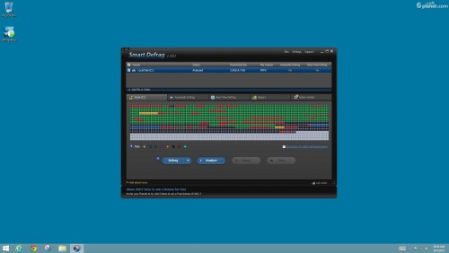 Smart Defrag Screenshot2