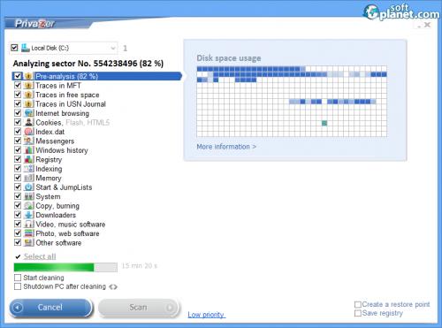 PrivaZer Screenshot4