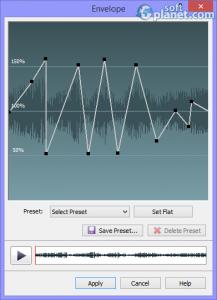 WavePad Sound Editor Screenshot4