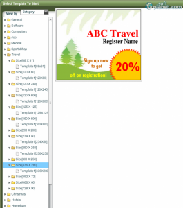 Banner Designer Pro Screenshot4