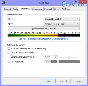 WavePad Sound Editor Screenshot3