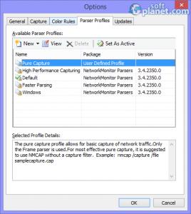 Microsoft Network Monitor Screenshot4