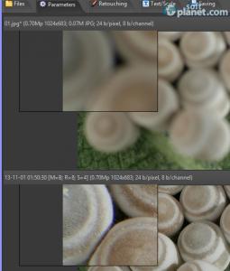 Helicon Focus Screenshot4