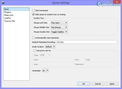 qomp Screenshot2