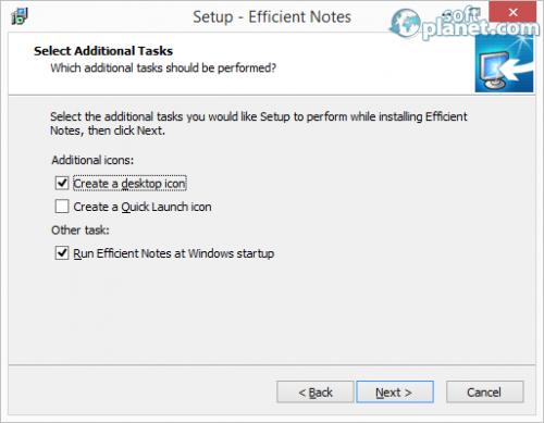 Efficient Notes Screenshot2