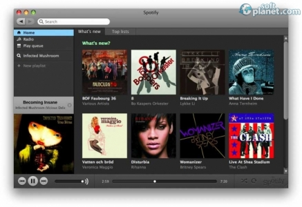 Spotify Screenshot2