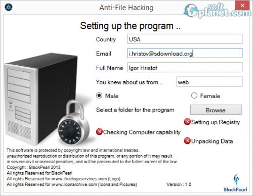 Anti-File Hacking Screenshot2