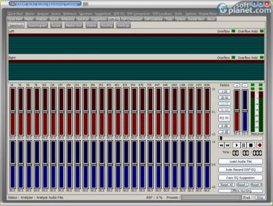 AAMS Auto Audio Mastering System Screenshot3