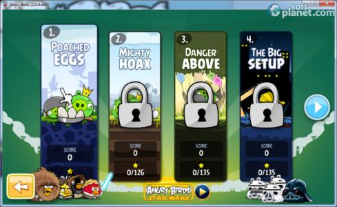 Angry Birds Screenshot2