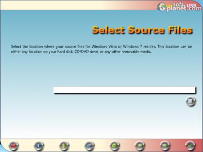 Setup from USB Screenshot2