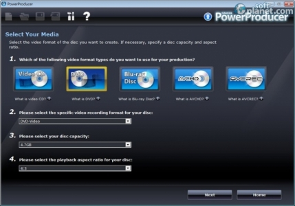 CyberLink Media Suite Screenshot4