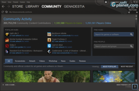 Steam Screenshot3