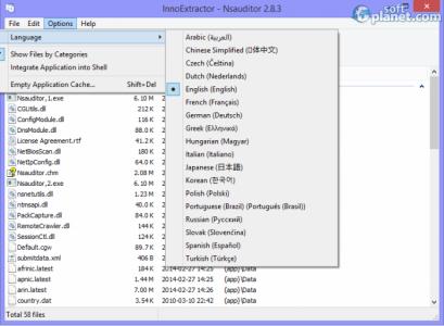 InnoExtractor Screenshot2