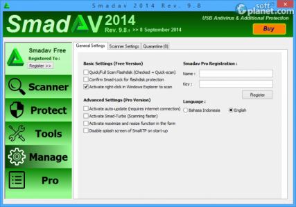SmadAV Screenshot4