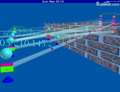 ScanMap 3D Screenshot2