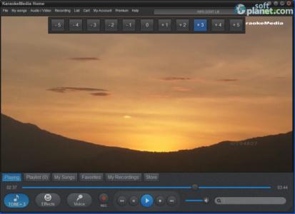 Karaokemedia Home Screenshot5