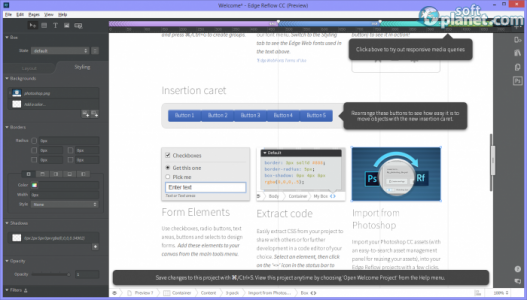 Adobe Edge Reflow CC Screenshot2
