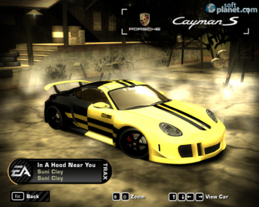 Need for Speed: Most Wanted Screenshot3