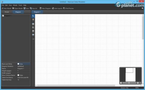 Navicat Data Modeler Screenshot2