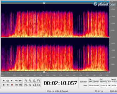 AVS Audio Editor Screenshot2