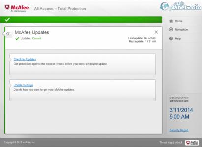 McAfee All Access Screenshot3