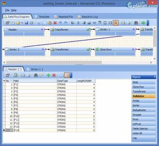 Advanced ETL Processor Screenshot4