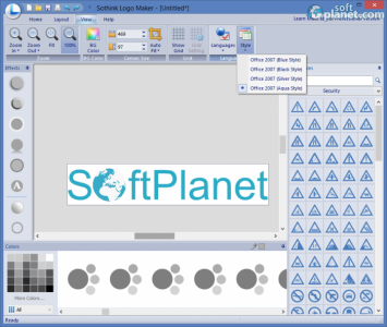 Sothink Logo Maker Screenshot4