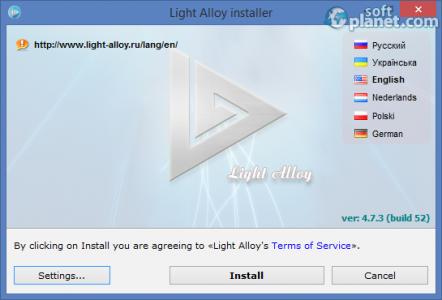 Light Alloy Screenshot3