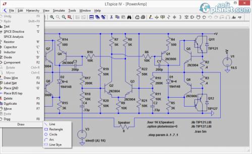 LTspice IV Screenshot4