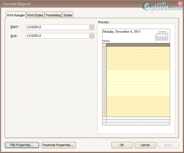Gantt Chart Screenshot4