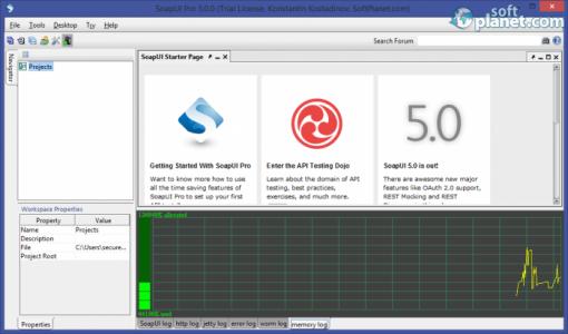 SoapUI Pro Screenshot3