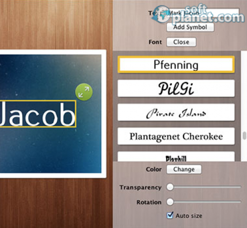 Visual Watermark Screenshot2