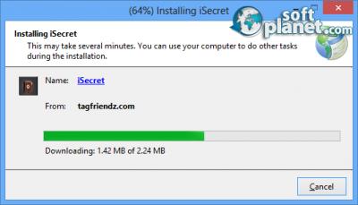 iSecret Screenshot2
