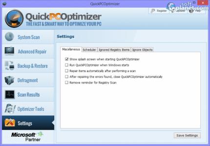 QuickPCOptimizer Screenshot5