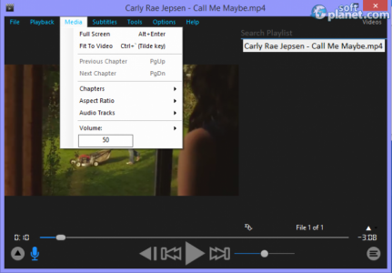 Baka MPlayer Screenshot3