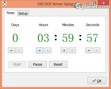 Taskbar Timer Screenshot2