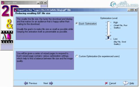2D and 3D Animator Screenshot3