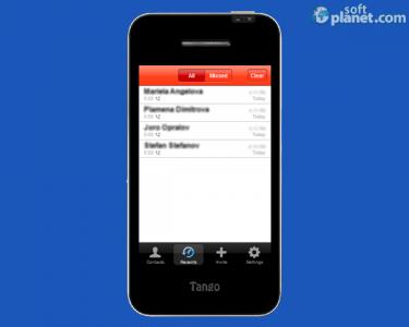 Tango Screenshot2