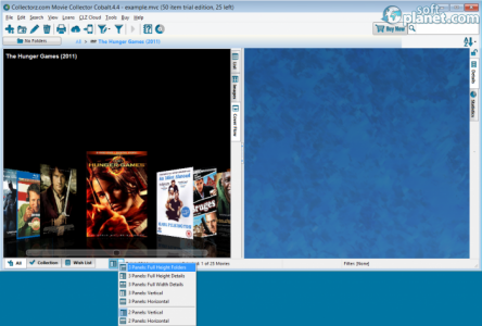Collectorz.com Movie Collector Screenshot5